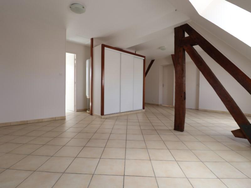 Rental apartment Courville sur eure 500€ CC - Picture 1