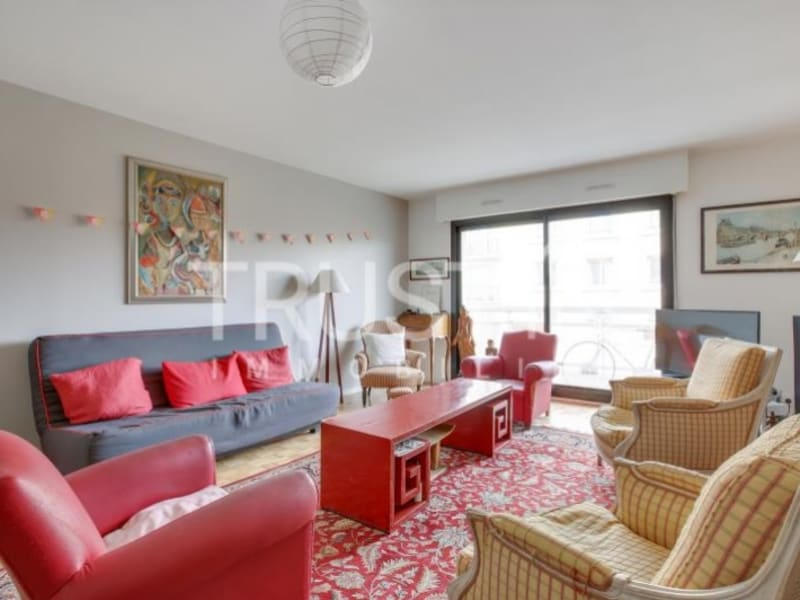 Vente appartement Paris 15ème 890000€ - Photo 2
