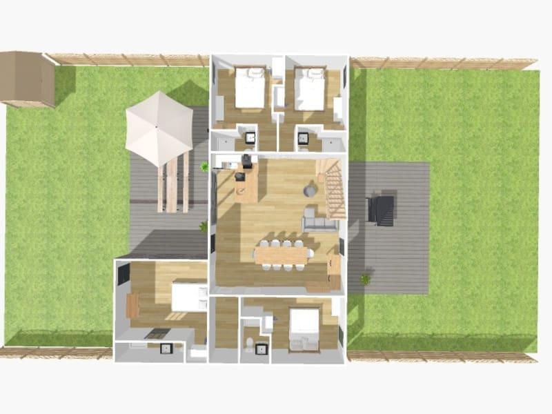 Vente maison / villa Cesson sévigné 166400€ - Photo 4