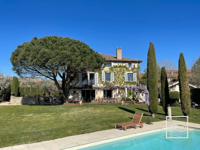 Vente maison / villa Chazay d azergues 1620000€ - Photo 2