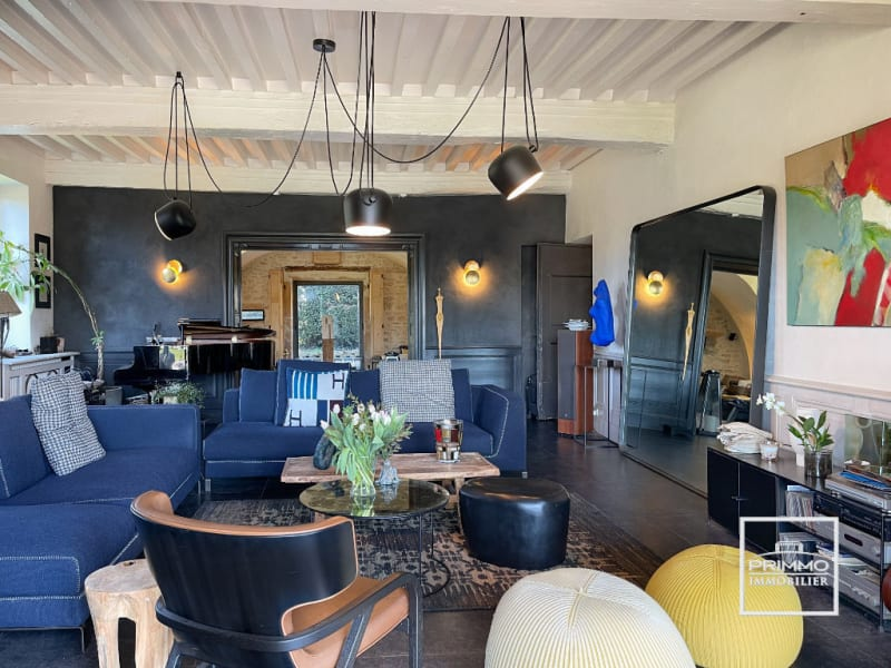 Vente maison / villa Chazay d azergues 1620000€ - Photo 4