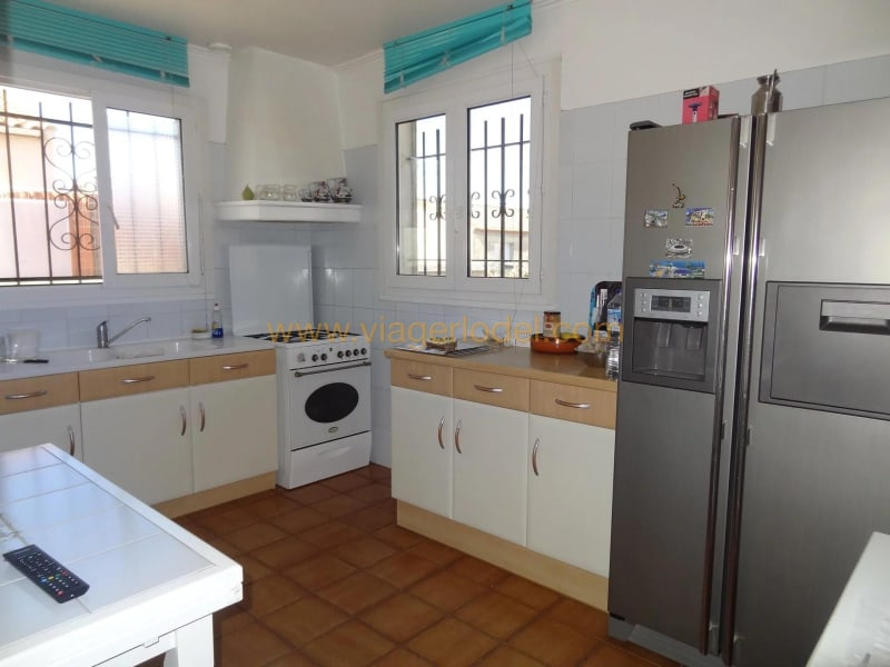 Life annuity house / villa Sérignan 95000€ - Picture 8