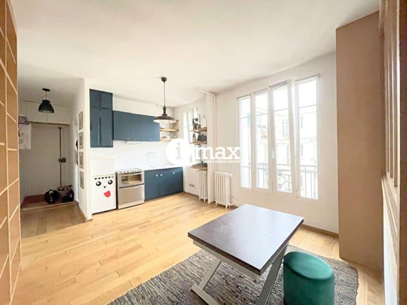 Appartement Paris 3 pièce(s) 41 m2