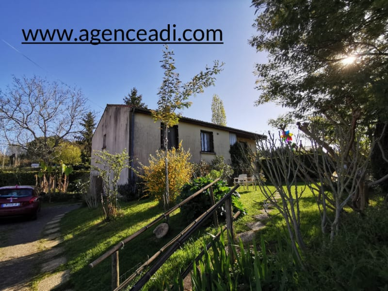 Vente maison / villa Prailles 110 000€ - Photo 1