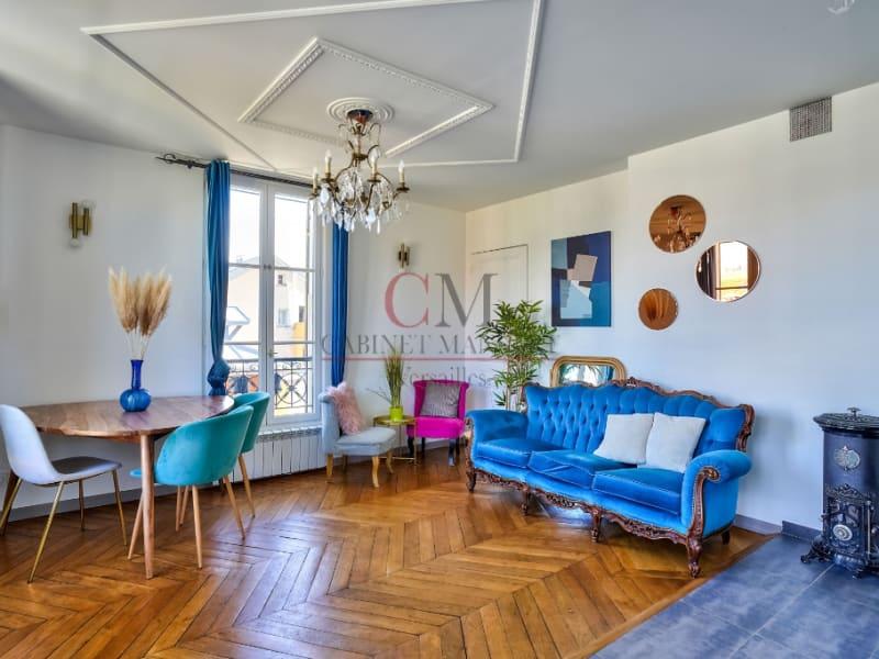 Sale apartment Versailles 682500€ - Picture 1