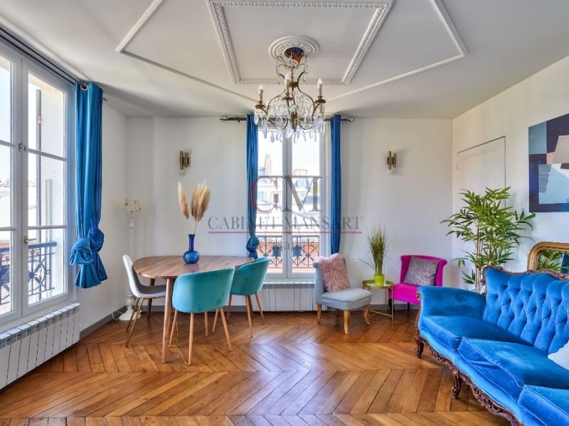 Sale apartment Versailles 682500€ - Picture 2