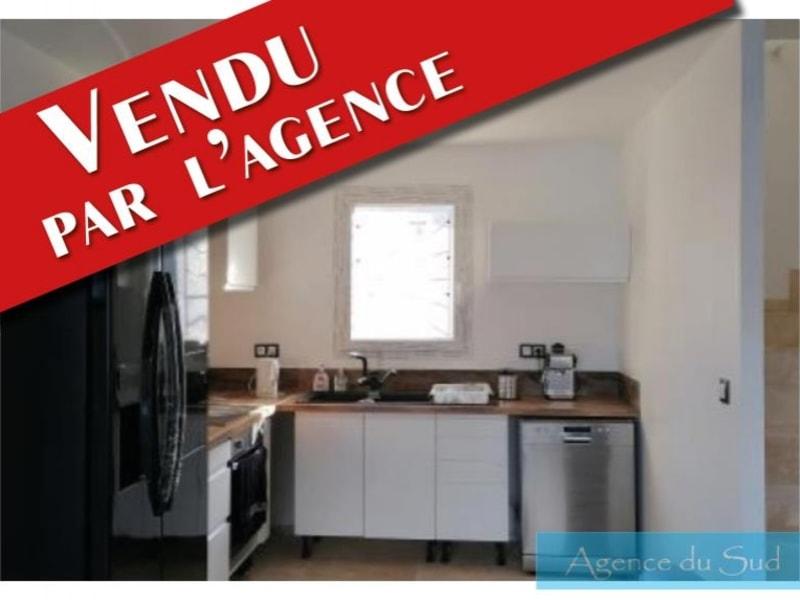 Vente maison / villa Peypin 367000€ - Photo 1