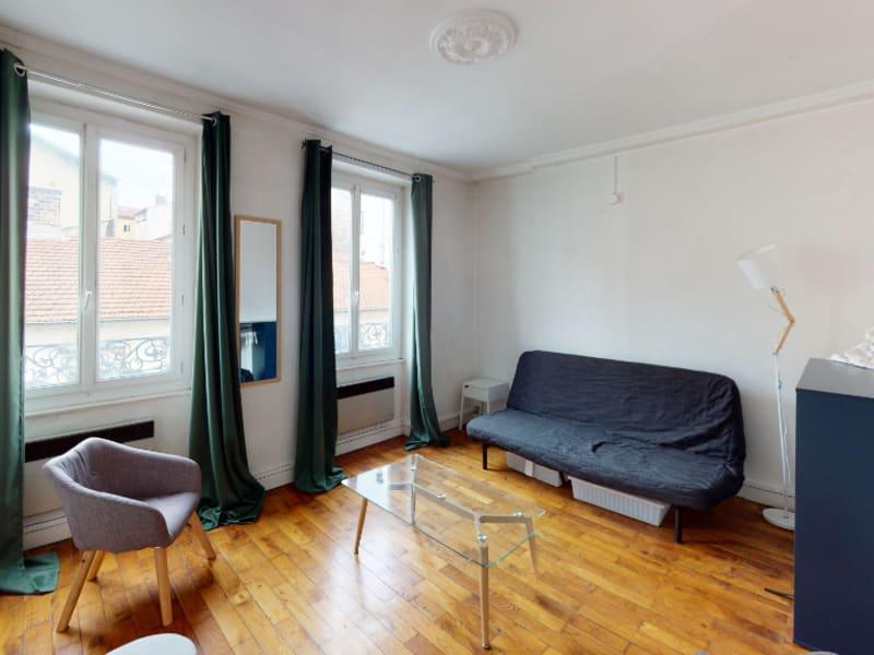 Rental apartment Lyon 7ème 596€ CC - Picture 1