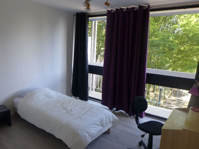 Rental apartment Rennes 350€ CC - Picture 1