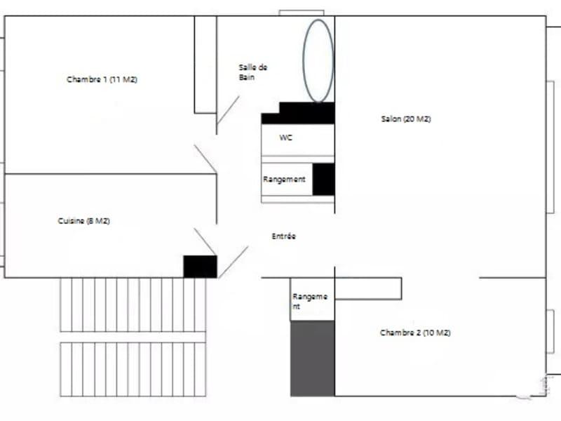 Vente appartement Maisons laffitte 378000€ - Photo 8