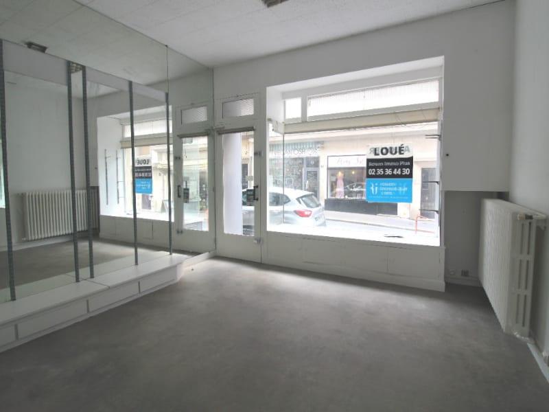 Rental empty room/storage Rouen 585€ CC - Picture 1