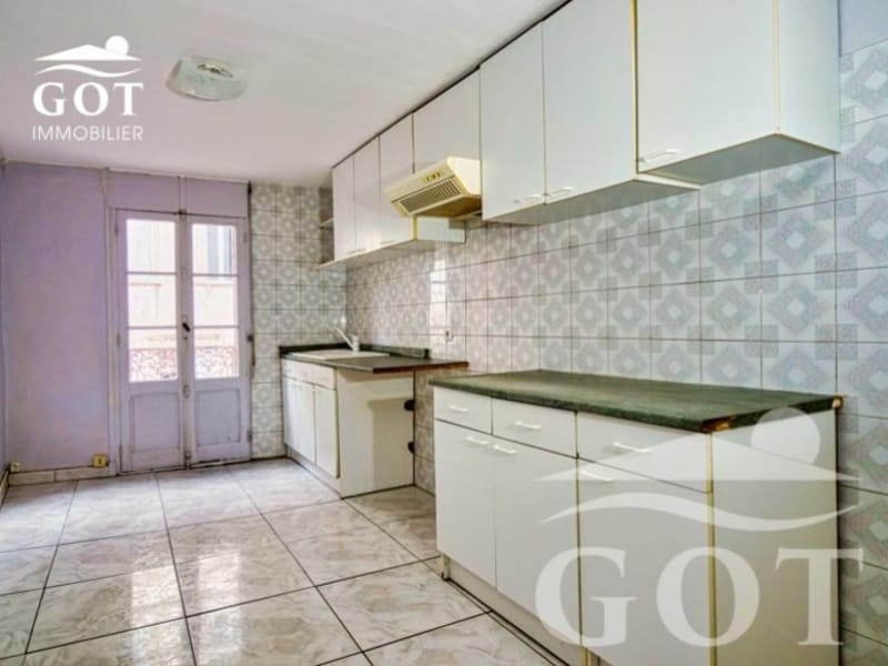 Sale house / villa Bompas 80500€ - Picture 2