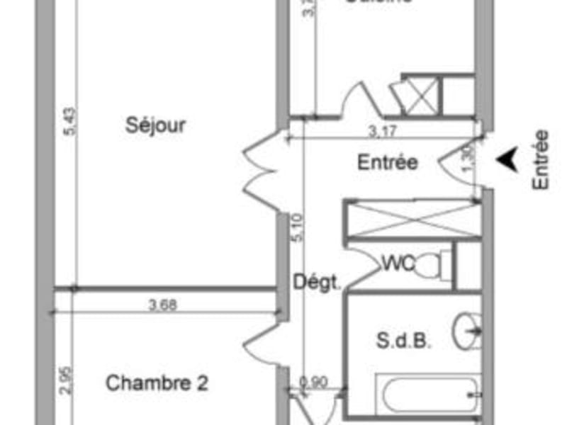 Location appartement Villefranche sur saone 760€ CC - Photo 8
