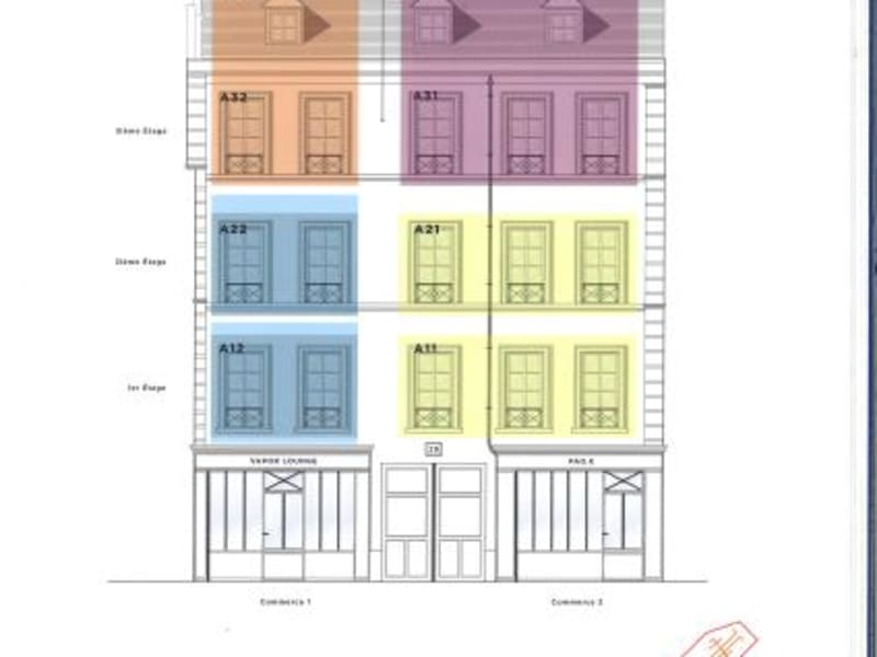 Vente appartement Versailles 991 200€ - Photo 4