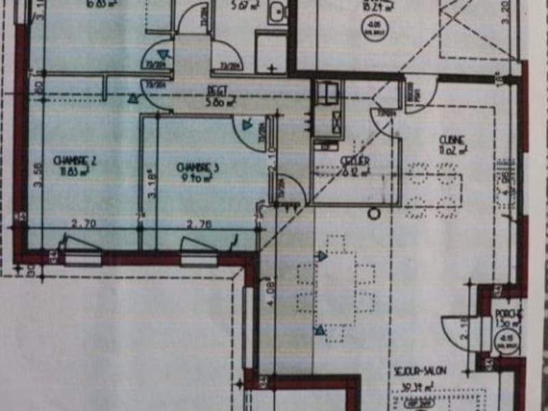 Sale house / villa Langon 337600€ - Picture 8