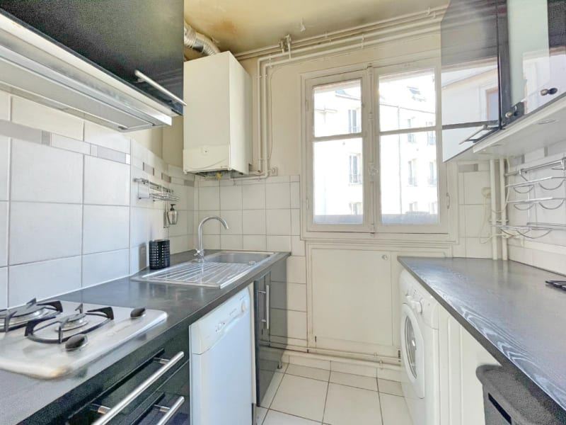 Vente appartement Paris 11ème 599000€ - Photo 5
