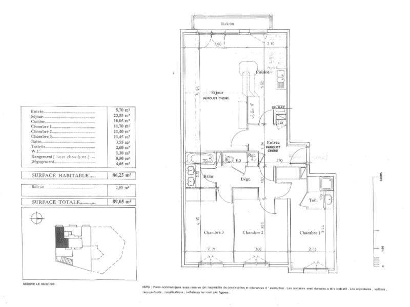 Sale apartment Chatillon 632000€ - Picture 8