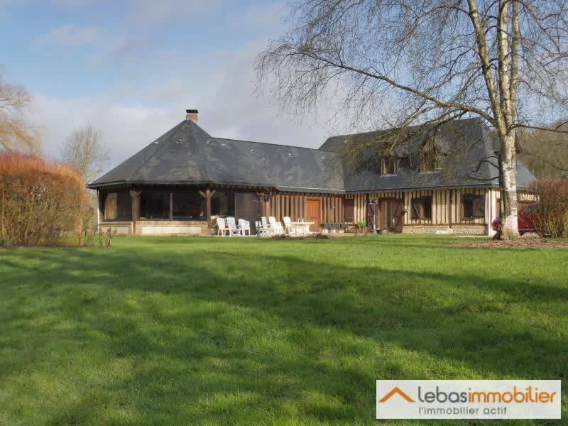 Vente maison / villa Cany barville 497000€ - Photo 2