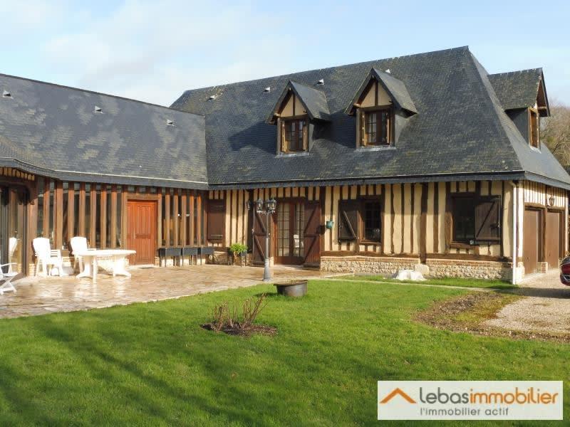 Vente maison / villa Cany barville 497000€ - Photo 3