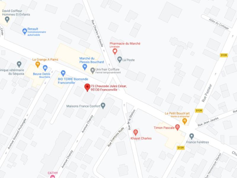 Rental parking spaces Franconville 152€ CC - Picture 3