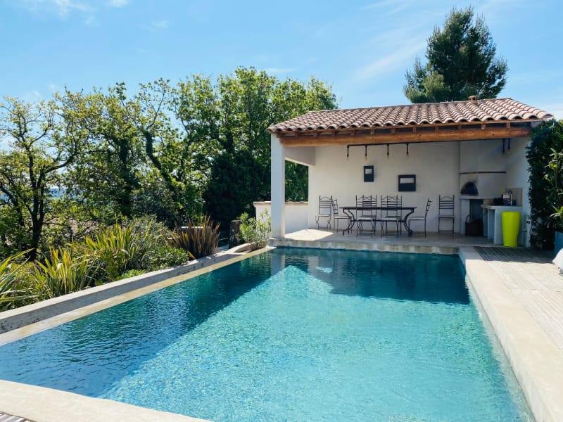 Vente maison / villa Rochefort du gard 710000€ - Photo 10