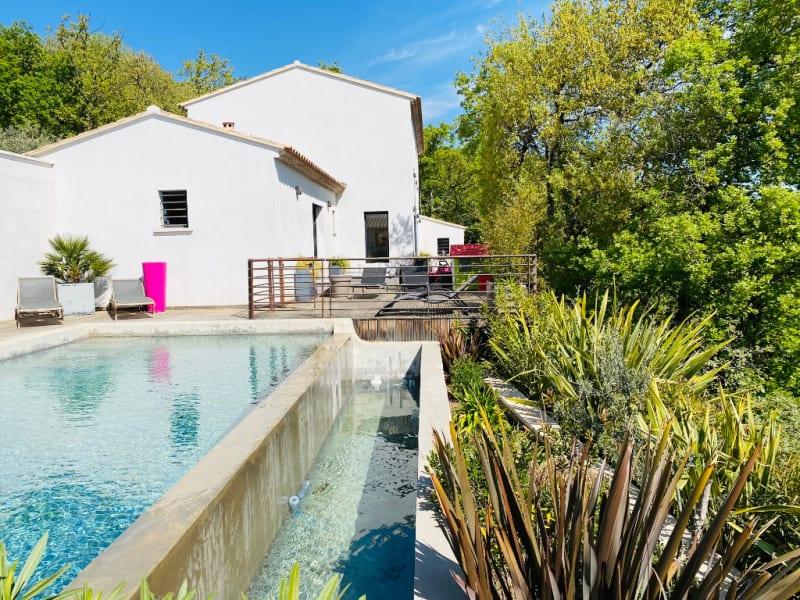Vente maison / villa Rochefort du gard 710000€ - Photo 12