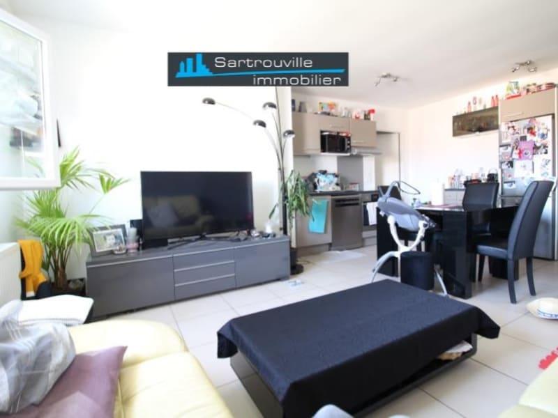 Sale apartment Sartrouville 245000€ - Picture 1
