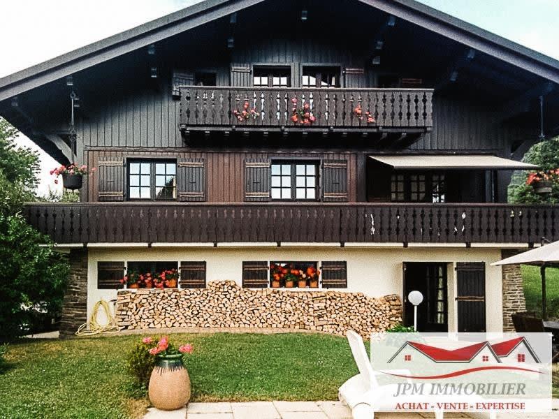 Venta  casa Viuz en sallaz 597000€ - Fotografía 8