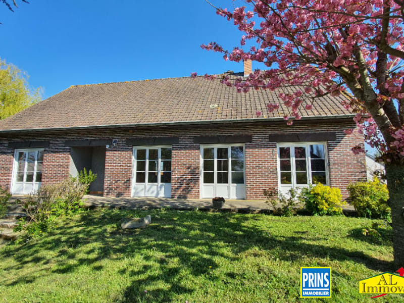 Vente maison / villa Aire sur la lys 218400€ - Photo 1