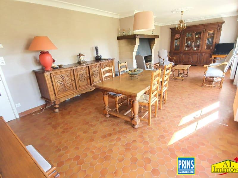 Vente maison / villa Aire sur la lys 218400€ - Photo 2