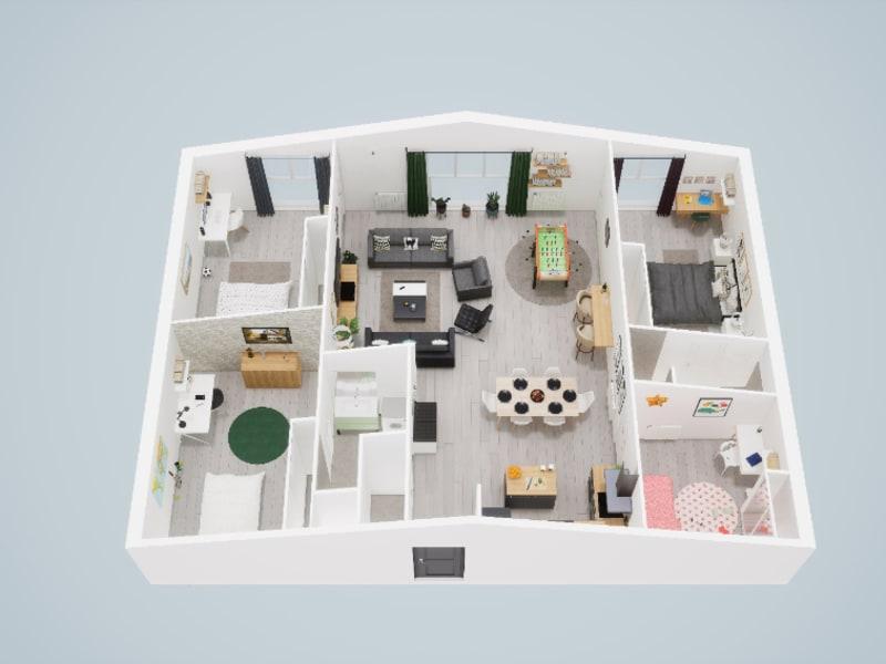 Sale apartment Sartrouville 545900€ - Picture 2