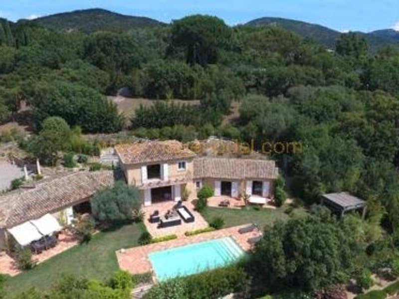 Verkauf auf rentenbasis wohnung Grimaud 2240000€ - Fotografie 15
