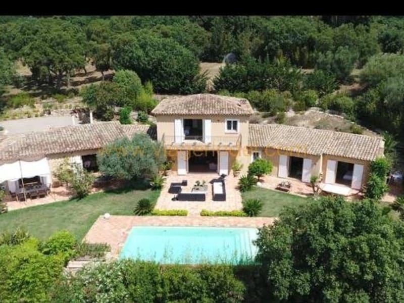 Verkauf auf rentenbasis wohnung Grimaud 2240000€ - Fotografie 1