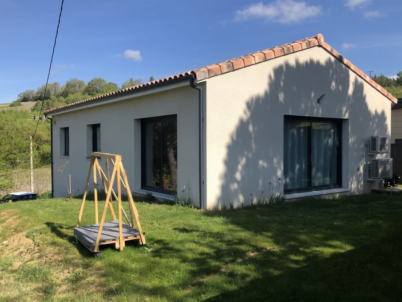 Vente appartement Aigrefeuille 365750€ - Photo 1