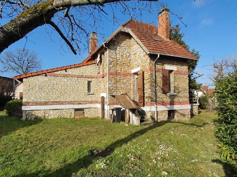 Vendita casa Ste genevieve des bois 369250€ - Fotografia 1