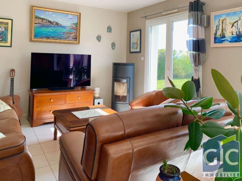 Sale house / villa Saint contest 434600€ - Picture 2