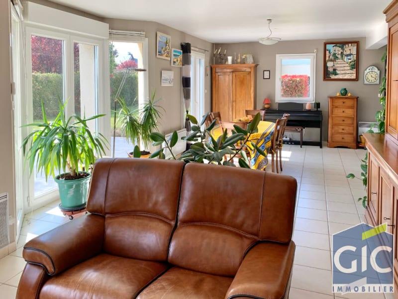 Sale house / villa Saint contest 434600€ - Picture 3