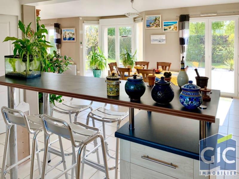 Sale house / villa Saint contest 434600€ - Picture 5