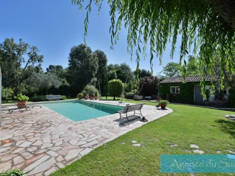 Vente de prestige maison / villa Fuveau 735000€ - Photo 10