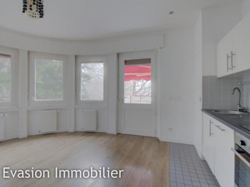 Location appartement Passy 660€ CC - Photo 1