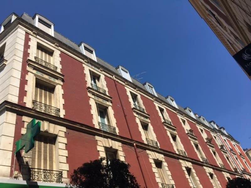 Rental apartment La garenne colombes 700€ CC - Picture 1