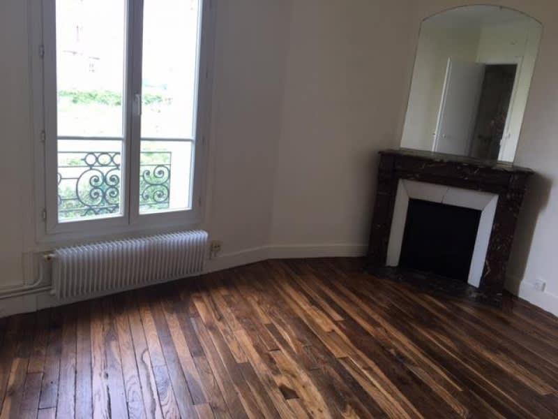 Rental apartment La garenne colombes 700€ CC - Picture 2