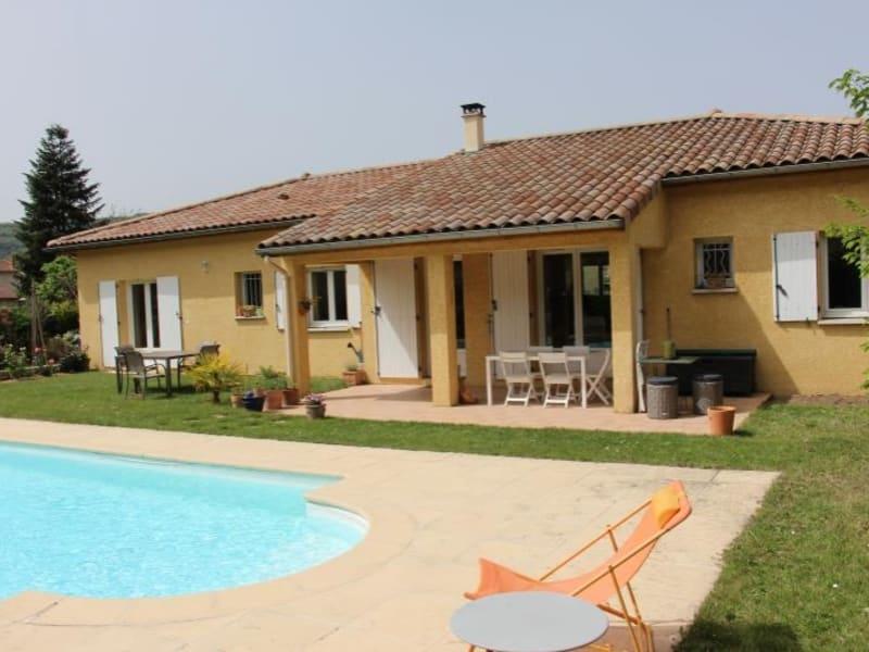 Venta  casa Tournon 388000€ - Fotografía 1