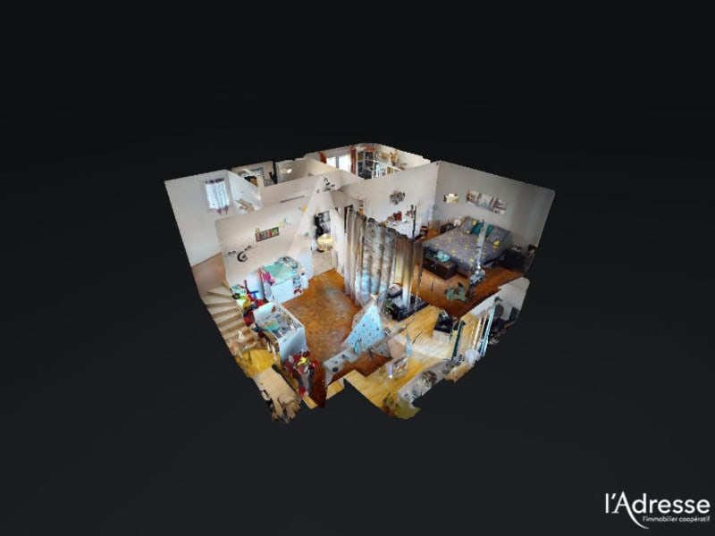 Sale house / villa Lespinasse 299000€ - Picture 12