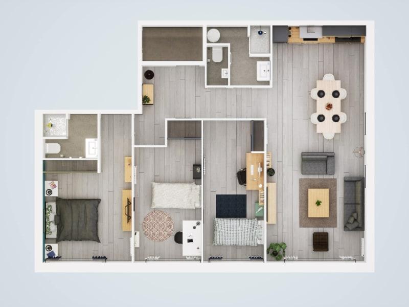 Sale apartment Sartrouville 489250€ - Picture 2