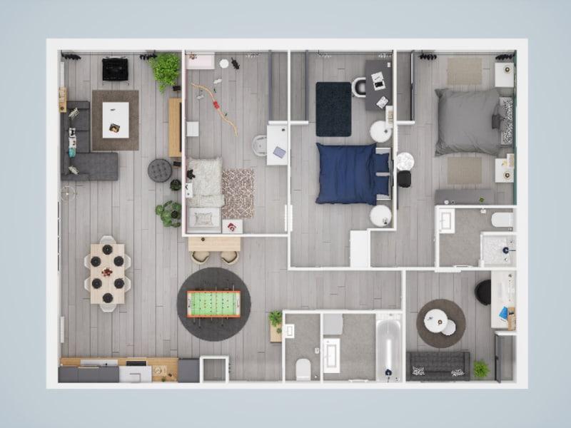 Sale apartment Sartrouville 499550€ - Picture 2