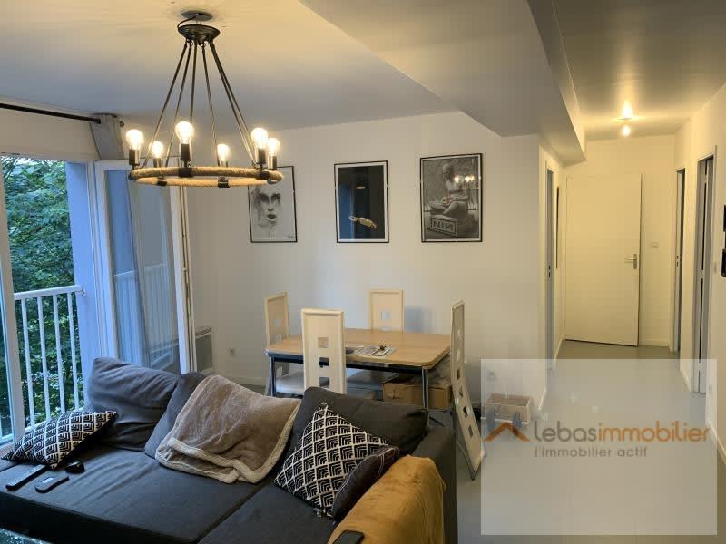 Vente appartement Le houlme 123500€ - Photo 2