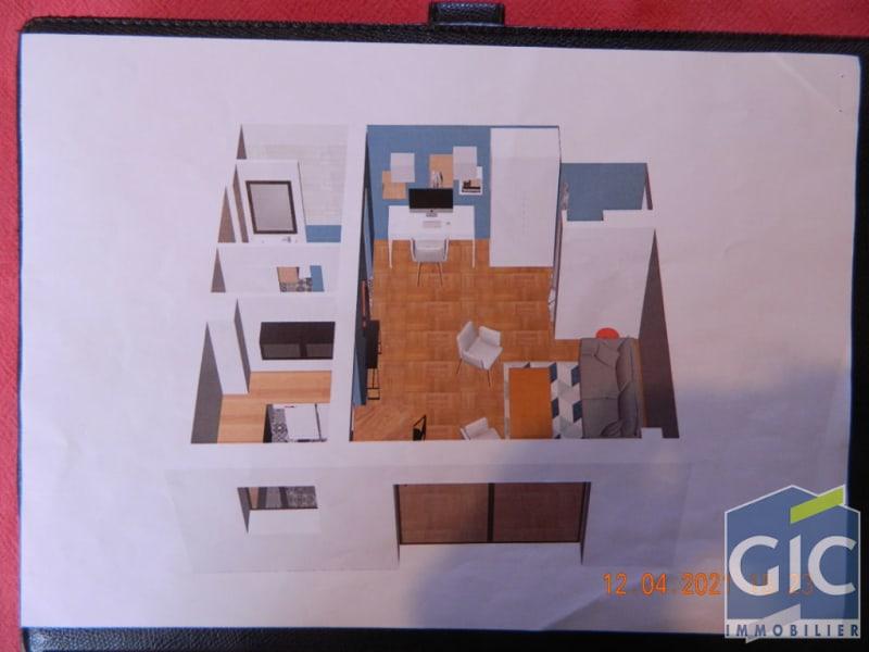 Rental apartment Caen 549€ CC - Picture 9