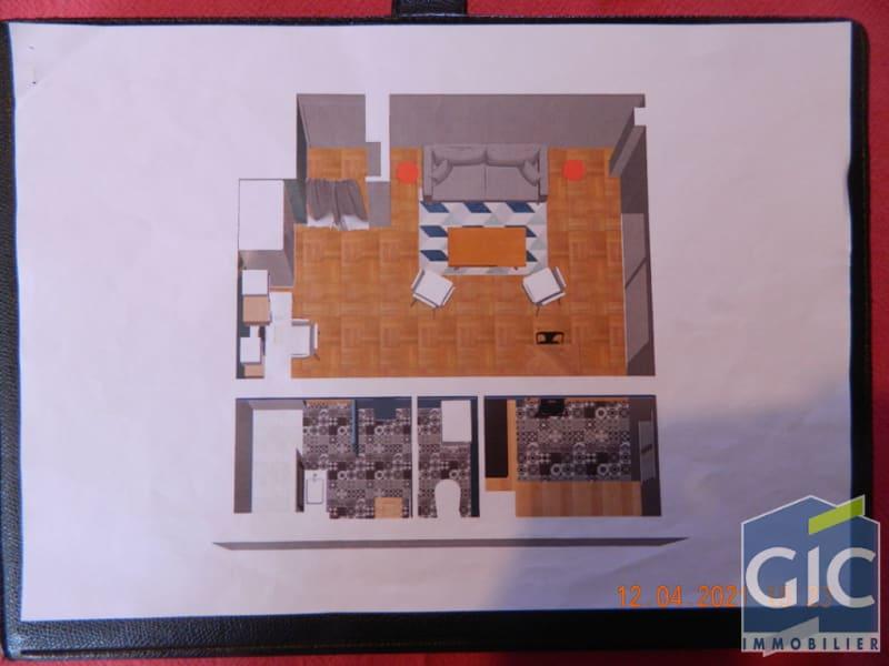 Rental apartment Caen 549€ CC - Picture 10