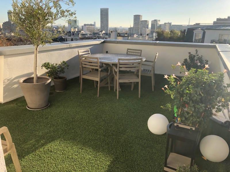 Rental apartment Puteaux 3300€ CC - Picture 2